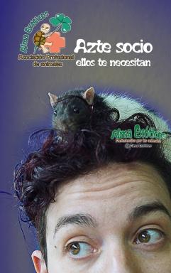 Yo con rata retoque pag web